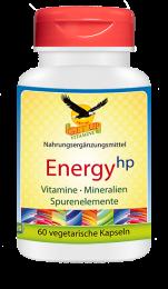 Energy hp Multi Vitamin&Mineral, 60 veg. Kapseln