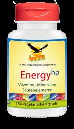 Energy hp Multi Vitamin&Mineral, 150 veg. Kapseln