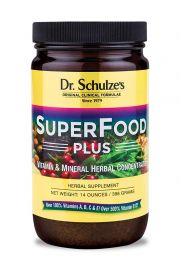 Dr. Schulze`s SUPERFOOD plus, 396g Dose