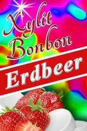 Xylit Bonbons Erdbeere, 70gr Tüte