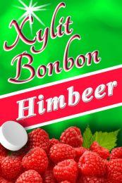 Xylit Bonbons Himbeere, 70gr Tüte