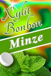 Xylit Bonbons Minz, 70gr Tüte