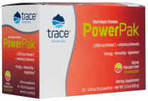POWER PAK Guave - Passionsfrucht a 1200mg Vitamin C, 30 Tütchen